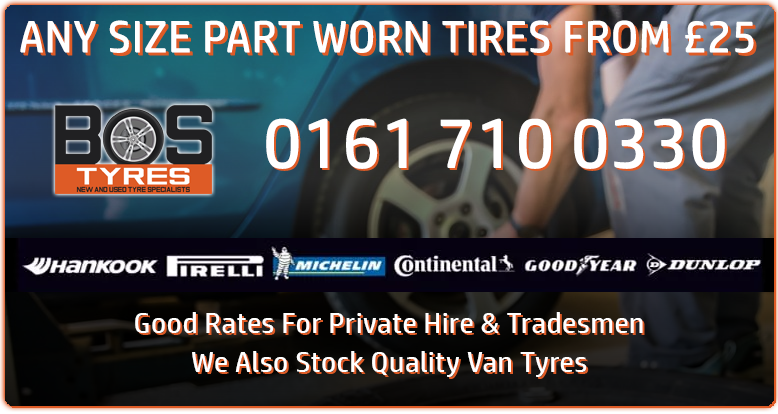 BOS Tyres - New & Used Tyre Specialists